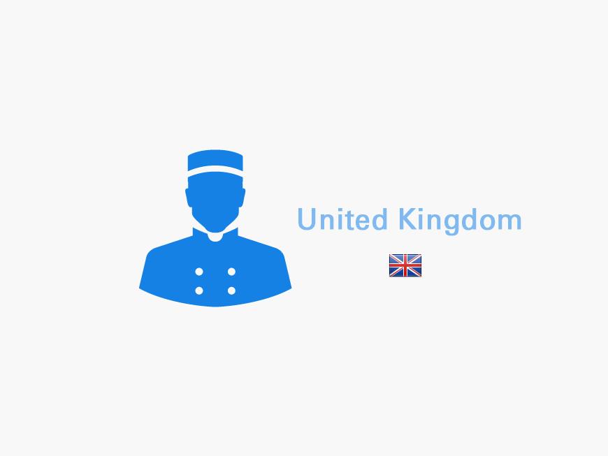 Hoteldatenbank UK