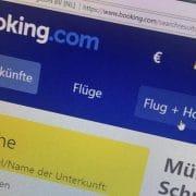 Auswertung von Booking.com: Deutsche reisten im Schnitt 440 Kilometer pro Buchung