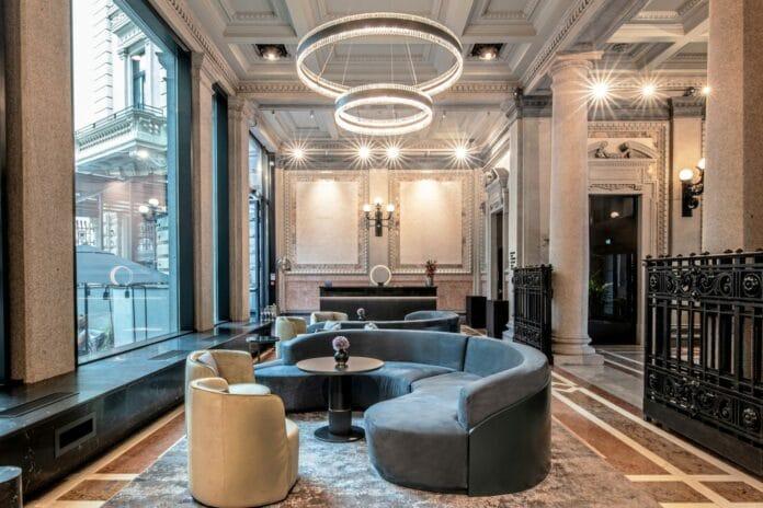 Radisson Collection Hotel, Palazzo Touring Club Milan eröffnet in Mailand